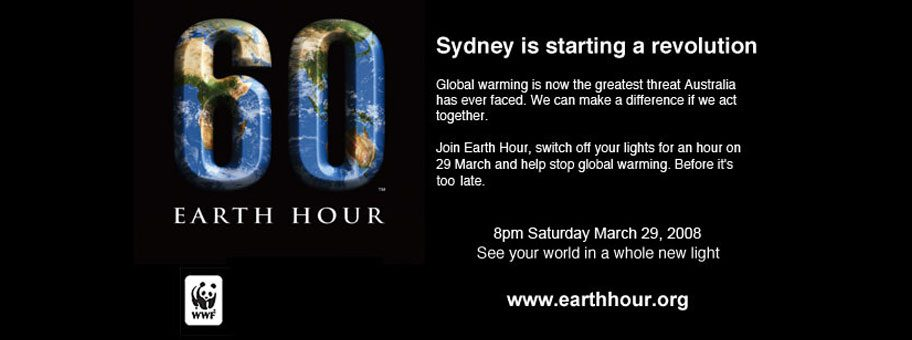 St Spyridon College Earth Hour 2013