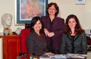 2001 K-12 College established. Head of College, Mrs E. Stefanou-Haag