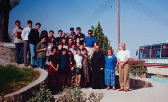 1991 St Spyridon College goes to Gallipoli