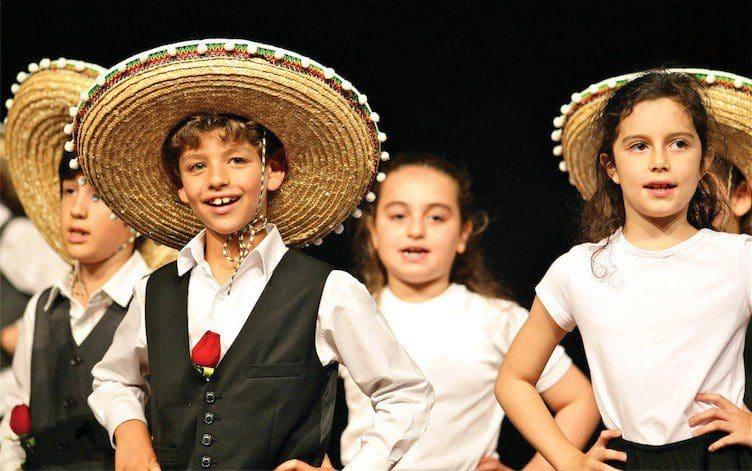 The Junior School Showcase 2011